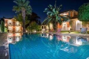Aeolos Boutique Resort & Suites 3*, Kalamaki