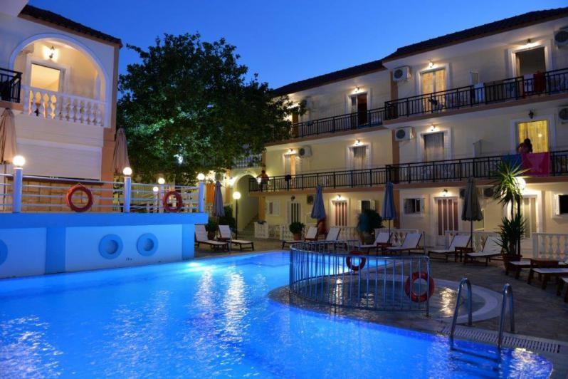 Bella Dimitra Hotel 3*, Zakintos
