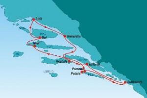Dalmatinski raj deluxe