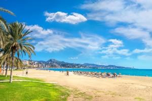 Španija, Andaluzija, Costa del Sol, Malaga