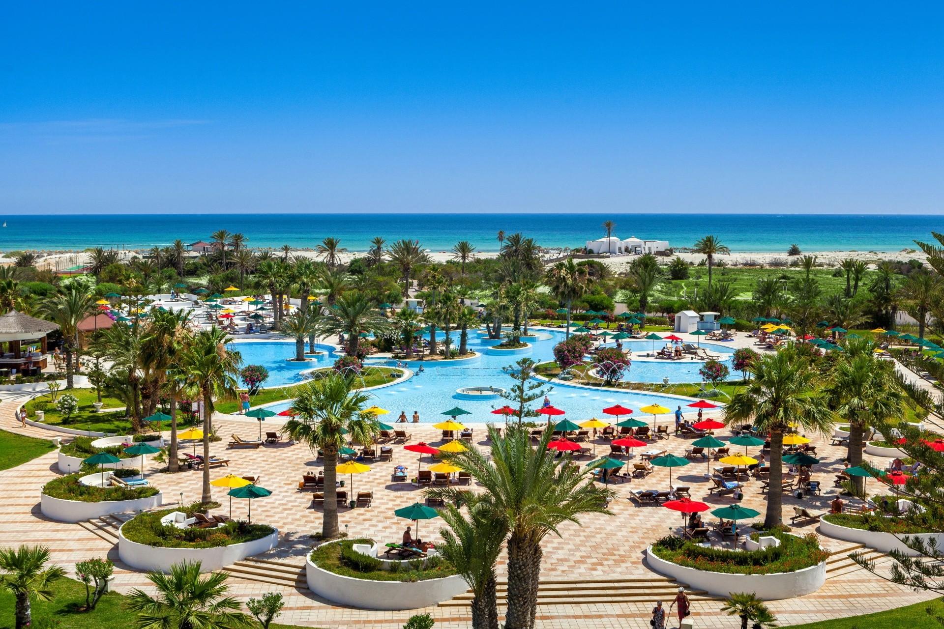 Hotel DJERBA PLAZA THALASSO & SPA 4*, Midoun