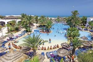 Hotel FIESTA BEACH 4*, Midoun