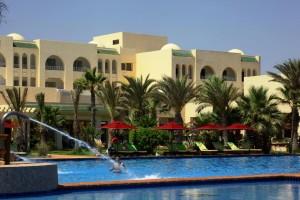 Hotel Hasdrubal Thalassa & Spa Djerba 5*, Midoun