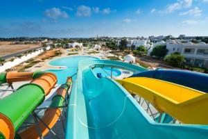 Hotel MAGIC ILIADE & AQUAPARK 4*, Midoun