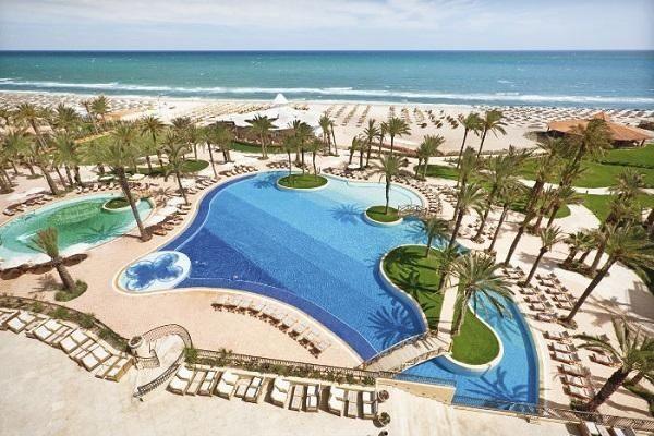 Hotel Mövenpick Resort & Marine Spa 5*