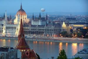 VIKEND V BUDIMPEŠTI Madžarska