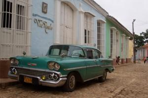 KUBA (OD HAVANE DO SANTIAGA) Južna in srednja Amerika