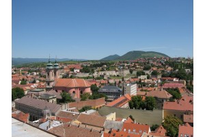 BUDIMPEŠTA IN EGER Madžarska