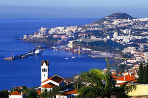LIZBONA IN MADEIRA Portugalska