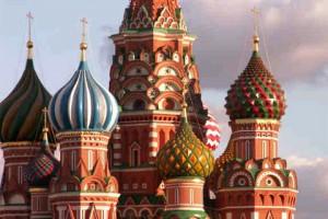 KRIŽARJENJE OD ST. PETERBURGA DO MOSKVE Rusija