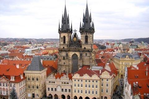 VIKEND V PRAGI Češka