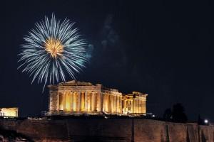 Novoletna antična Grčija in Meteora