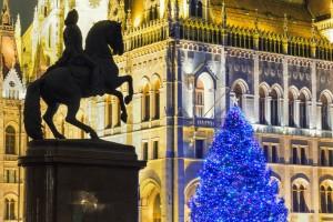 Novoletna Budimpešta