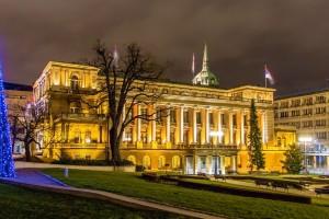 Novoletni Beograd