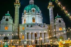 Novoletni Dunaj - 3 dni