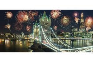 Novoletni London