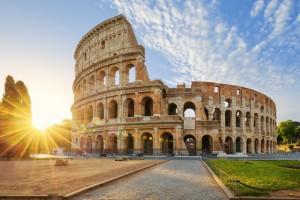 RIM, NEAPELJ, POMPEJI Italija