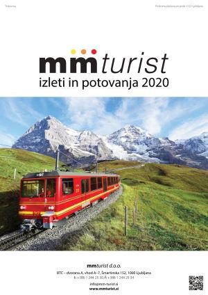 Katalog izleti in potovanja 2020 - mm turist