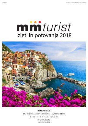 Katalog izleti in potovanja 2017 - mm turist